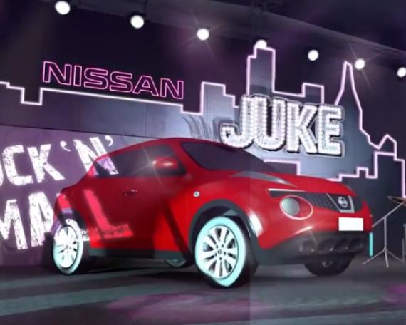 Nissan Juke Event