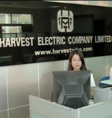 Corporate Video: Harvest (English)